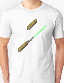 light-swiss-knife2 Unisex T-Shirt