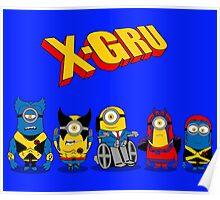 X-GRU Poster