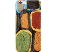 Spice Market iPhone Case/Skin