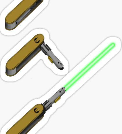 light-swiss-knife3 Sticker