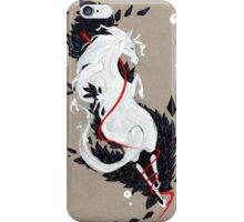 HORSE RIBBONS iPhone Case/Skin