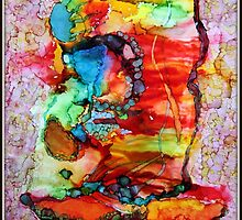 Grateful Heart by Jolanta Anna Karolska / Artbyjolla