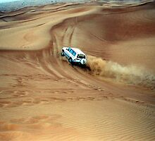 Dune Bashing by srinidhilv