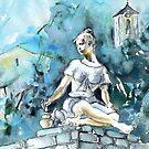 An Artist From Szentendre by Goodaboom