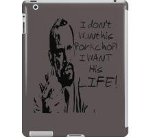 Montana iPad Case/Skin
