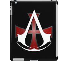 Assassins Creed Choose Your Allegiance Black  iPad Case/Skin