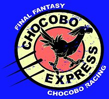 Chocobo Express by NinoMelon