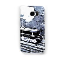 Scarborough Spa Express Graphic Novel Samsung Galaxy Case/Skin