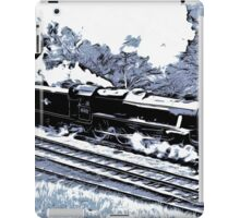 Scarborough Spa Express Graphic Novel iPad Case/Skin