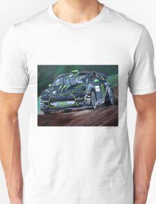 Liam Doran RallyCross Monster Citreon DS3 T-Shirt