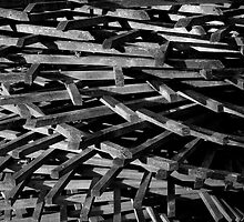 Sticks by Dave Warren