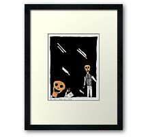 SCP-1218 colorpop Framed Print