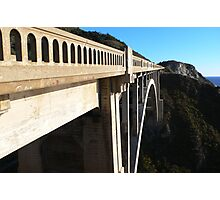 PCH Bridge Photographic Print