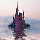 Sinking Castle by Teresa Zieba