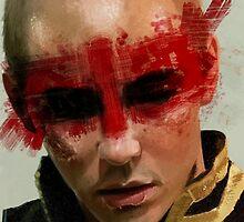 Red Bandit by Ree-sah