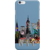 New York City Graffiti iPhone Case/Skin