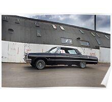 Black Impala Poster