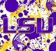Geaux Tigers! by Lindsey Reese