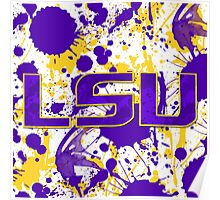 Geaux Tigers! Poster