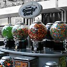 Candy cart by Roxy J