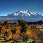 Mt Sopris by Scott Ingram