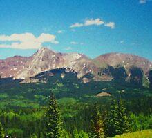 mountain senary by kristal ingersoll