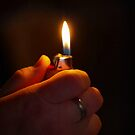 Flame by Jelderkc