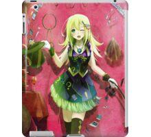 Yu-gi-oh! - Dark Magician Girl iPad Case/Skin