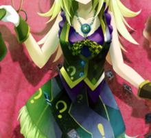 Yu-gi-oh! - Dark Magician Girl Sticker