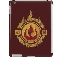 Fire Nation Admiral iPad Case/Skin
