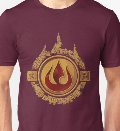 Fire Nation Admiral Unisex T-Shirt
