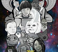 the Neverending Story 30th anniversary by gjnilespop