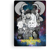 the Neverending Story 30th anniversary Canvas Print