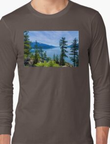 Lake View Shelter Bay Long Sleeve T-Shirt