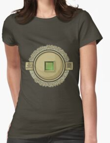 Earth Kingdom General Womens Fitted T-Shirt