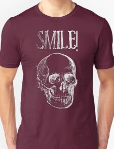 Smile! - White T-Shirt