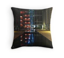 Sydney Warehouse Throw Pillow