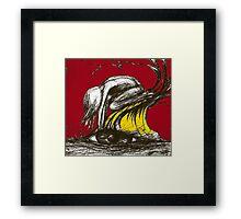 Gimmie Back My Earth Framed Print