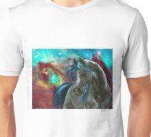 Autumn Came Calling Aqua  Unisex T-Shirt