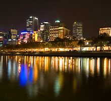 Reflections of Melbourne. by Mark Jones