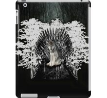 The Direwolf iPad Case/Skin