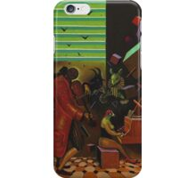 """Collective Farm Lyrics 3""  iPhone Case/Skin"