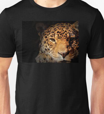 Jaguar Watching Unisex T-Shirt