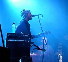 Silverchair, JJJ Rock at the Rock, Natimuk 2005 by Jane Murray