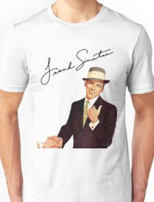 Frank Sinatra-Come Fly With Me Unisex T-Shirt