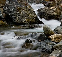 Remarkables Water by Chris Putnam