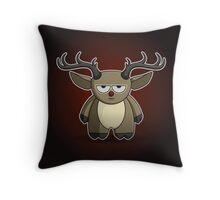 Mini Series: Rudolph Throw Pillow