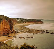 Aireys Inlet Victoria  by Steven  Agius