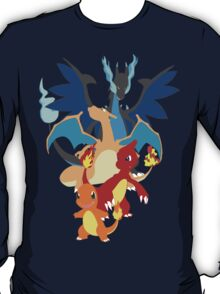 CharFamily (Pokemon X) T-Shirt