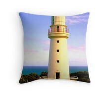 Cape Otway Lighthouse  Throw Pillow